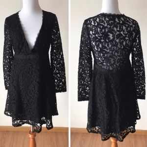 Kimchi Blue UO lace dress